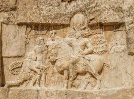 خلاصه ای از تاریخ ایران تا عصر پهلوی