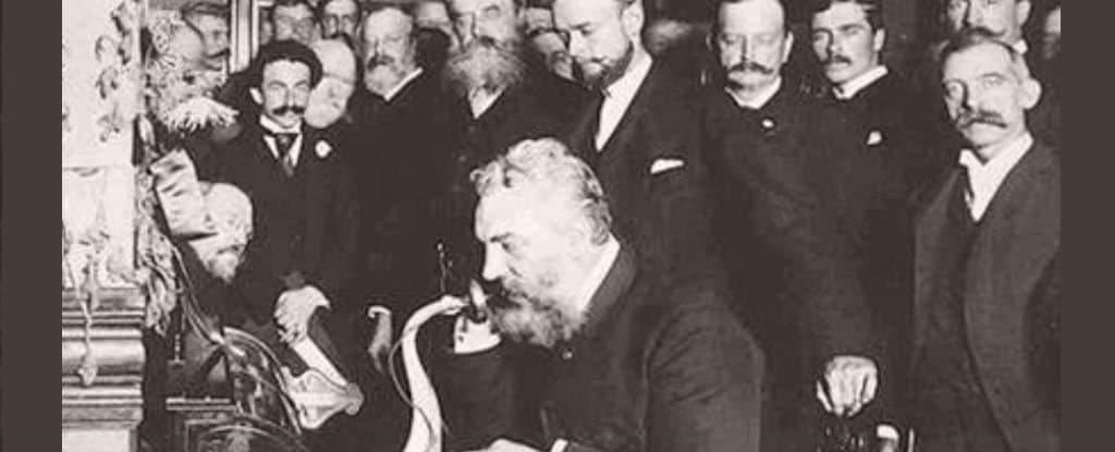 مخترع تلفن گراهام بل