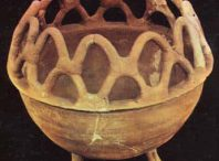 سفال اسلامی قرون اولیه تاقرن چهارم هجری