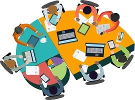 بررسی مسائل و مشکلات مدیران گروههای آموزشی