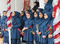 لباس متحدالشکل دختران