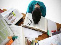 اضطراب دانشجويان قبل از امتحانات