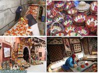 مقاله صنایع در روستايي
