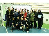 رضایت دانشجویان دختر از برگزاری مسابقات