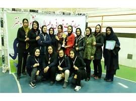 پایان نامه رضایت دانشجویان دختر از برگزاری مسابقات – رایگان