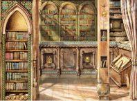 كتابخانه در تمدن اسلامي